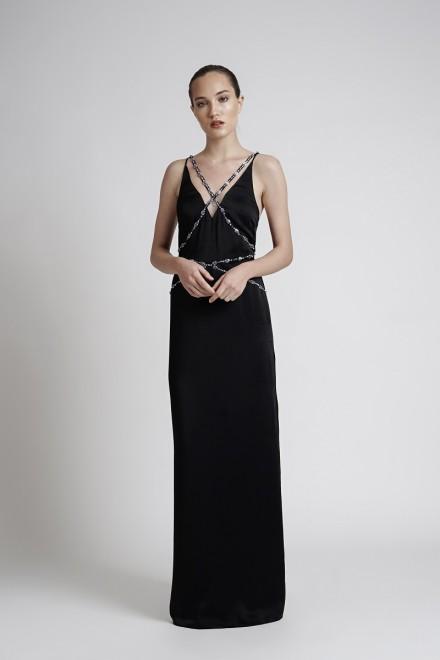 Zelma Dress Black